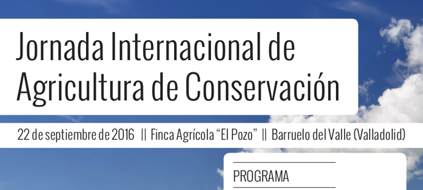 International Field Day on Conservation Agriculture